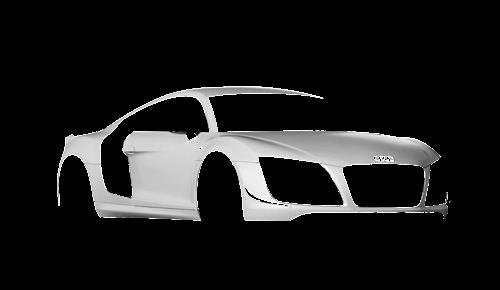Цвета кузова R8 GT